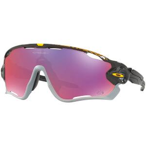 Oakley Jawbreaker Tour de France Limited Edition Sunglasses - Carbon/Prizm Road