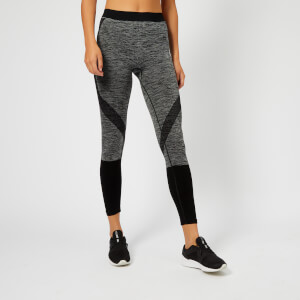 Pepper & Mayne Women's Lara Twist Leggings - Grey/Black