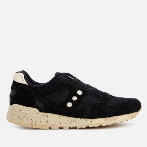 Saucony Men's Shadow 5000 Trainers - Black/Gold