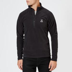 Haglofs Men's Astro Top Fleece Jacket - True Black