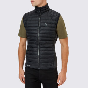Haglofs Men's Essens Mimic Vest - True Black