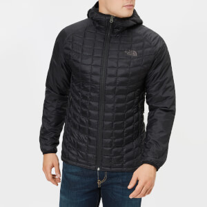 The North Face Men's Thermoball Sport Hooded Jacket - TNF Black