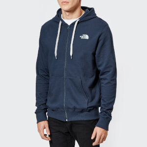 The North Face Men's Open Gate Hoodie - Urban Navy/High Rise Grey