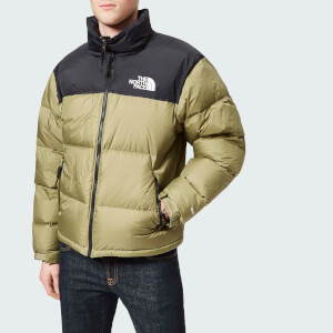 The North Face Men's 1996 Retro Nuptse Jacket - Tumbleweed Green