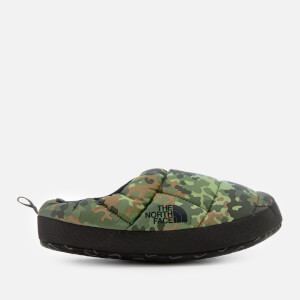 The North Face Men's NSE Tent Mule III Slippers - Macrofleck Print
