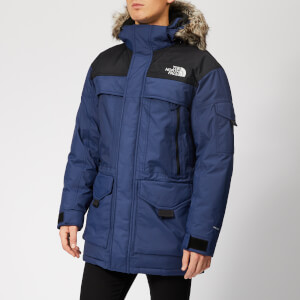 The North Face Men's MC Murdo 2 Jacket - Flag Blue/TNF Black