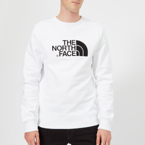 The North Face Men's Drew Peak Crew Neck Sweatshirt - TNF White