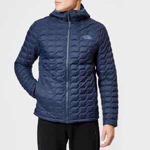 The North Face Men's Thermoball Hooded Jacket - Urban Navy Matte