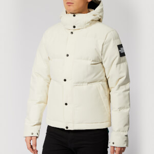 The North Face Men's Box Canyon Jacket - Vintage White