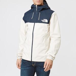 The North Face Men's 1990 Mountain Q Jacket - Vintage White/Urban Navy