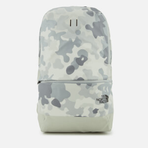 The North Face Back To The Future Berkeley Special Edition Backpack - TNF White Macrofleck Camo Print