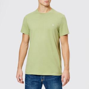 Jack Wills Men's Sandleford Crew T-Shirt - Sage