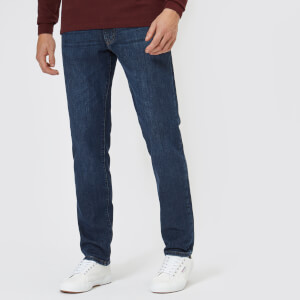 GANT Men's Slim Jeans - Dark Blue Worn In