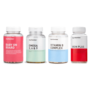 Myvitamins Bounty Baby Bundle