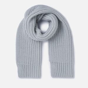 Barbour Women's Saltburn Scarf - Ice White