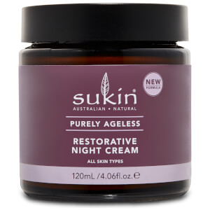 Sukin Purely Ageless Night Cream 120ml