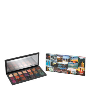 Urban Decay Born To Run Eyeshadow Palette paleta cieni do powiek