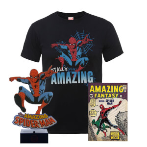 The Amazing Spider-man Fan Bundle