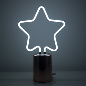 Mini Star Neon Lamp