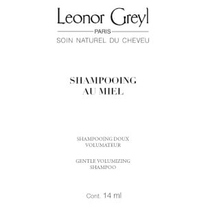 Leonor Greyl Gentle Volumizing Honey Shampoo 14ml (Free Gift)