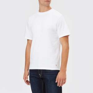 Armor Lux Men's Callac Short Sleeve T-Shirt - Blanc
