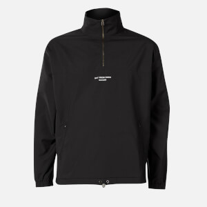 Drôle de Monsieur Men's NFPM Anorak - Black