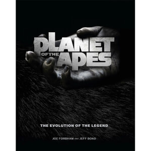 Planet of the Apes - The Evolution of the Legend (Hardback)