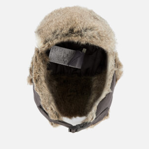 Fjallraven Men's Singi Heater Hat - Dark Grey