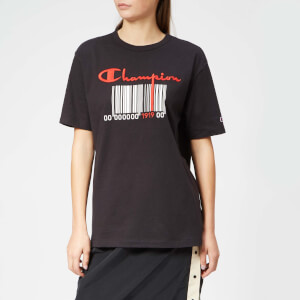 Champion Maxi T-Shirt - Black