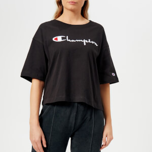 Champion Women's Maxi T-Shirt - Black
