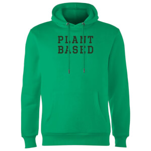 Plant Based Hoodie - Kelly Green