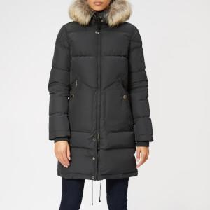 Parajumpers Women's Light Long Bear Coat - Anthracite