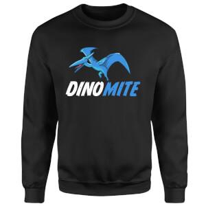 Dino Mite Sweatshirt - Black