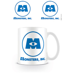 Disney Pixar (Monsters Inc Logo) Coffee Mug