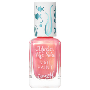 Barry M Cosmetics Under the Sea Nail Paint - Pinktail