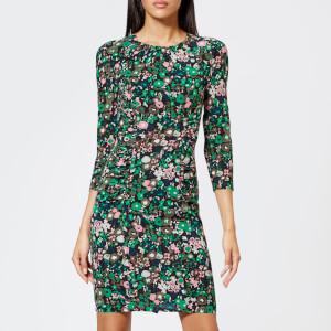 Whistles Women's Adelaide Print Bodycon Dress - Pink/Multi