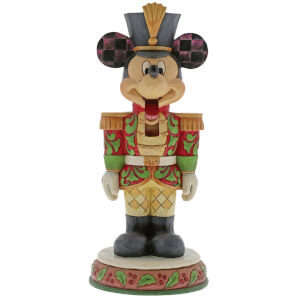 Figurine Mickey Mouse en Soldat Casse-Noisette – Disney Traditions