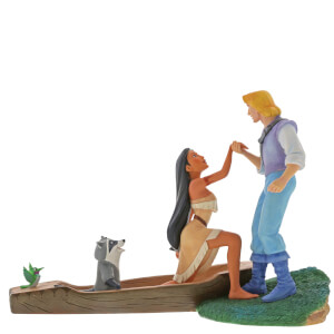 Enchanting Disney Hear with Your Heart Pocahontas Figurine