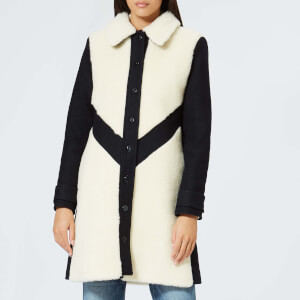 A.P.C. Women's Ollie Coat - Black