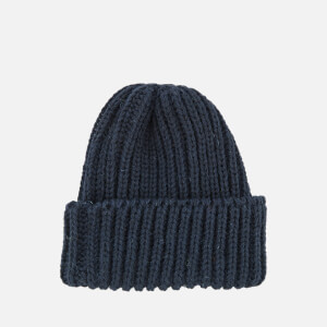 Universal Works Men's Short Watch Cap - Navy