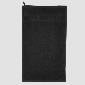 MP Logo Hand Towel - Dark Khaki