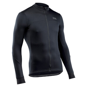 Northwave Force 2 Long Sleeve Jersey - Black