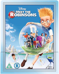 Meet the Robinsons - Zavvi UK Exclusive Limited Edition Steelbook (The Disney Collection #47)