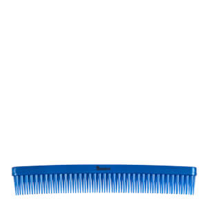 Denman Tame 'n' Tease Three-Row Comb - Blue (175mm)
