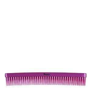 Denman Tame 'n' Tease Three-Row Comb - Pink (175mm)