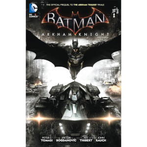 DC Comics Batman Arkham Knight Vol. 01