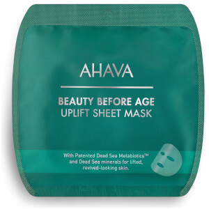 AHAVA Uplifting & Firming Sheet Mask maska do twarzy