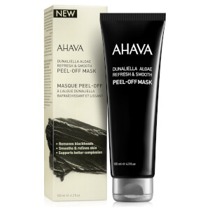 AHAVA Dunaliella Peel Off Mask maska do twarzy typu peel-off 125 ml