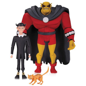 DC Comics Batman Animated Series Etrigan W Klarion 2 Pack Action Figure