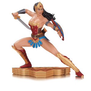 Statuette Wonder Woman par Garcia Lopez Art Of War DC Collectibles